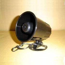 Electronic siren alarm (Электронная сирена тревоги)