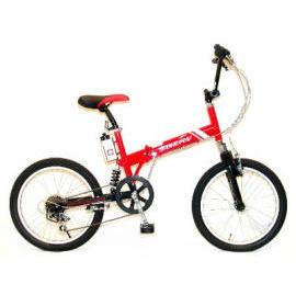 BICYCLE - FOLDING BIKE (Велосипед - велосипед складчатости)