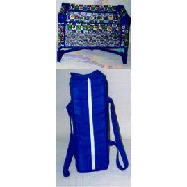 Toy Crib with carrying bag (Игрушка Кроватка с сумкой)