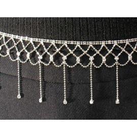 Jewelled Hip belt (Ювелирные тазобедренного пояса)