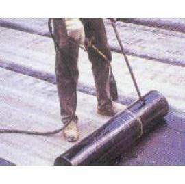 Torch-Applied Waterproofing Membrane