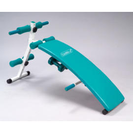 Sit Up Bench, Abdominal Board, Fitness Equipment, Sporting Goods