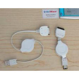 iPod data & power cable