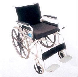 wide step wheelchair