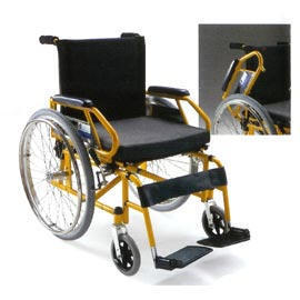 Muti-lightweight/steel Wheelchair