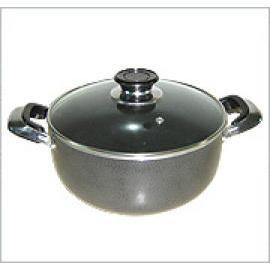 Non-stick sauce pot (Антипригарное соусом банка)