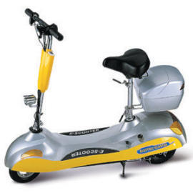 Gas/Electric scooter