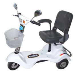Mobility e-scooter