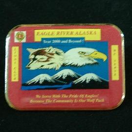 Metal Badges/Emblem Pins