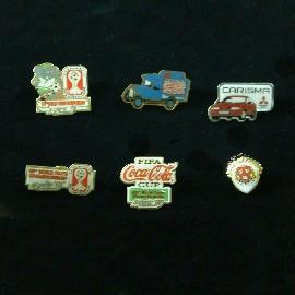 Metal Badges/Emblem Pins/