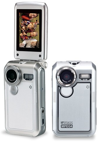 Max.6.6MP CMOS Digital Video Camera W/2.0`` TFT LCD