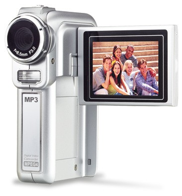 Max.6.6MP CMOS Digital Video Camera W/2.0   LCD