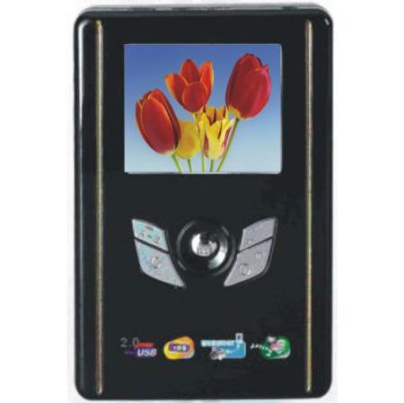 10-in-1 MP4 player with 2.5 inch HDD (20~80GB) (10-в  MP4-плеер с 2,5-дюймовый жесткий диск (20 ~ 80GB))