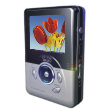 Personal Media 5-in-1 Pocket MPEG4 Player