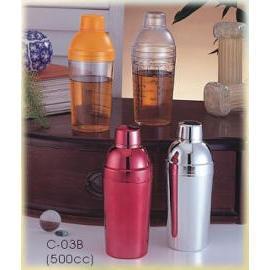 Transparent oder undurchsichtig 250/340/500/800cc Shakers (Transparent oder undurchsichtig 250/340/500/800cc Shakers)