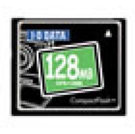 128MB CompactFlash Card