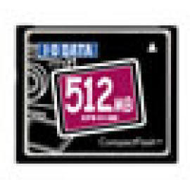 512MB CompactFlash Card (512MB Comp tFlash Card)