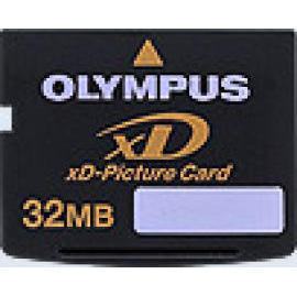 32MB xD-Picture Card (32MB XD-Picture Card)