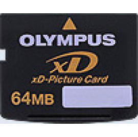 64MB xD-Picture Card (64MB XD-Picture Card)