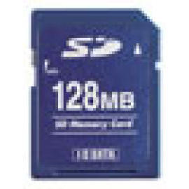 128MB SD Memory Card (128MB SD Memory Card)