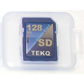 TEKQ 45X Secure Digital Card / SD Card / SD / Flash Card / Memory Card