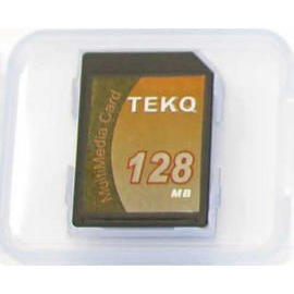 TEKQ MMC / MMC Card / Flash Card / Memory Card
