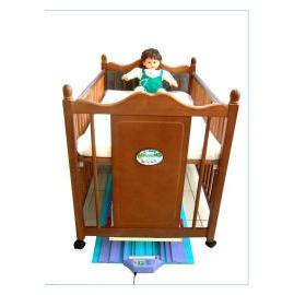 Electric baby crib. (Электрический кроватку.)