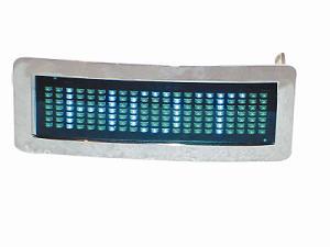 LED belt buckles (Светодиодные пряжки пояса)