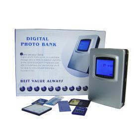 USB 2.0 Portable Photo Bank (USB 2.0 Portable Photo Банк)
