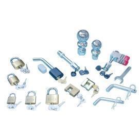Brass Padlock, Coupler Lock (Латунь Padlock, Coupler Lock)