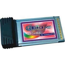 1394 Cardbus (2/3 Ports)