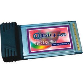 USB 2.0 Cardbus (2/4 Ports)