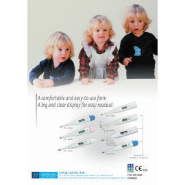 Clinical Thermometer (Клинический термометр)