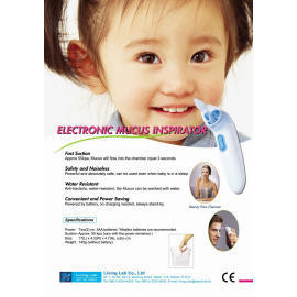 Electronic Nasal Aspirator (Elektronische Nasen-Aspirator)
