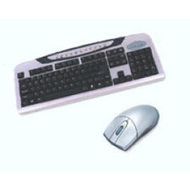 Multmedia RF Wireless USB-Tastatur (Multmedia RF Wireless USB-Tastatur)