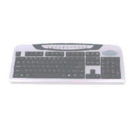 Multmedia RF wireless USB Keyboard