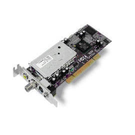 PCI DVD/TV Recorder card with Hardware MPEG2 Encoder