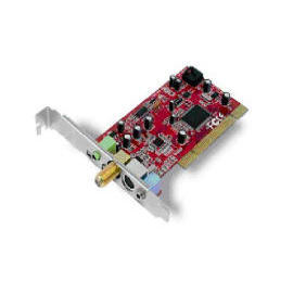 TV Tuner card (Carte tuner TV)