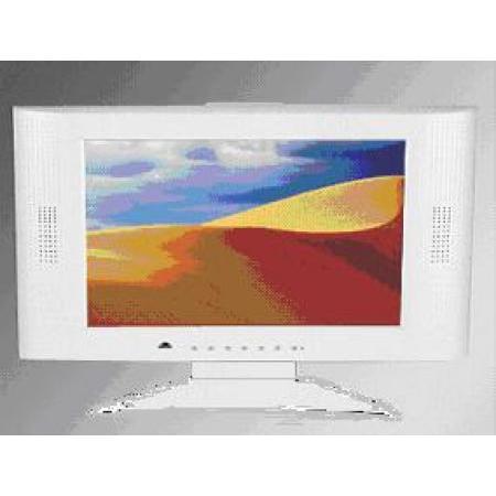 17inch LCD TV 2 in 1