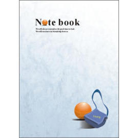 plastic cover notebook, notebook, stationery (пластиковые покрытия ноутбука, ноутбук, канцелярские товары)