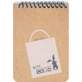 handbook, notebook, stationery (Справочник, ноутбук, канцелярские товары)