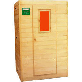 Far Infrared wooden Sauna