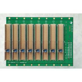 CompactPCI 2.0 R3.0 3U/6U Backplane (2.0 R3.0 Comp tPCI B kplane 3U/6U)