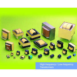 High-ferquency/Low-frequency Transformers (High-ferquency/Low-frequency Трансформаторы)