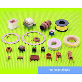 Full range of coils