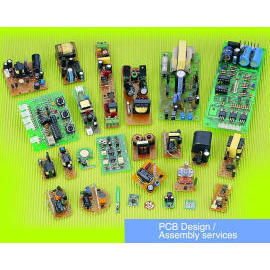 PCB Design/Assembly services (PCB Design / Assemblée services)