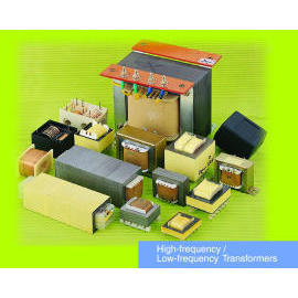 High-frequency/Low-frequency Transformers (High-frequency/Low-frequency Transformatoren)
