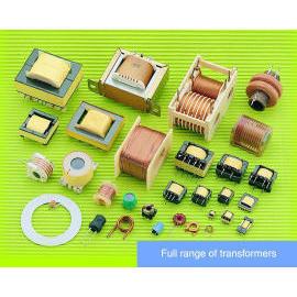 Full range of transformers (Полный ассортимент трансформаторов)