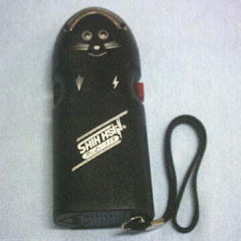 Handy Stun Gun with Built-ln