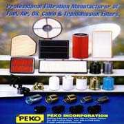 Air Filter & Fuel Filter (Filtre à air & Filtre à carburant)